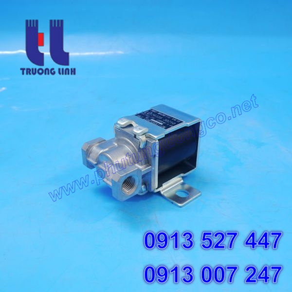 24V SOLENOID UNIVERSAl PORT AIR ELECTRIC EXHAUST BRAKE, 26335-30Z10