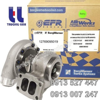 Turbocharger BorgWarner  S200SXE, 12769095003